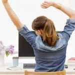 Five simple Yoga exercises you can perform at work