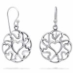 Explore Pure Silver Earrings Online from SilverShine