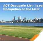 ACT Occupation List 2020- Is Your Occupation on the List?