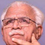 Haryana CM calls Sonia Gandhi mari hui chuhiya, Congress fumes