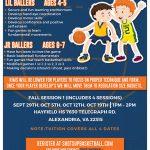 Lil Ballers | Shots Up Basketball