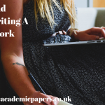 Do's and Don'ts of Writing A Coursework