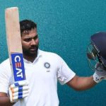 Rohit Sharma scores his sixth Test century: Records broken