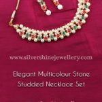 Explore Gold Plated Choker Set Online from SilverShine