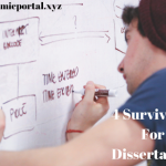 4 Survival Strategies For Masters Dissertation Writing