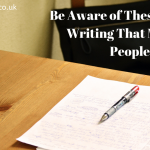 Be Aware Of These Mistakes In Writing That Most Of The People Do