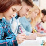 Tips on preparing for a test in college
