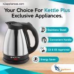 Factors to consider before Buying electric kettle
