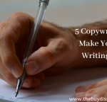 5 COPYWRITING TIPS TO MAKE YOUR CREATIVE WRITING ATTRACTIVE