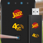 Jazz 4G Wifi Device Price And Packages
