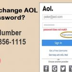How to change AOL mail password?