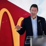 McDonald's fires CEO Steve Easterbrook over 'consensual relationship' with employee
