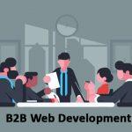 B2B Web Development Which Inspires Business