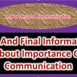 Importance Of Communication | How To Imrove Our Communication Skill