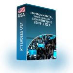 Environmental Trade Fair Conference 2019 | USA | Turkey | Attendees List
