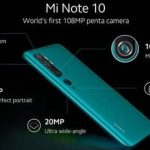 Decoding the technology behind Mi Note 10's 108MP penta-camera setup