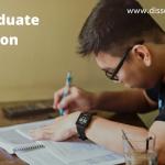 Undergraduate Dissertation Structure
