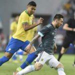 Argentina edge past Brazil 1-0, thanks to Lionel Messi