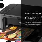 Canon.com/Ijsetup-How to setup your canon printer