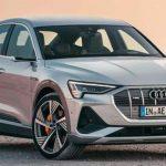 Audi e-Tron Sportback fully-electric SUV unveiled at LA Motor Show