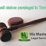How To Get Cheap Small Claims Paralegal in Toronto?