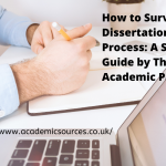 How To Survive The Dissertation Process: