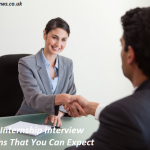 Finance Internship Interview Questions That You Can Expect