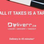 Deliverr – Liquor Delivery
