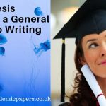 PhD Thesis Writing: A General Guide To Writing