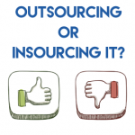 Outsourcing V/S Insourcing – At a Glance