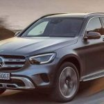 2020 Mercedes-Benz GLC-Class launched for Rs. 52.75 lakh