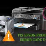 Call: +1-866-748-5444 to Fix Epson Printer Error Code E-01