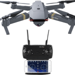 RECORD YOUR EPIC ADVENTURES WITH THIS FOLDABLE LIGHTWEIGHT DRONE