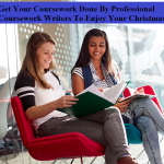 Get Your Coursework Done By Professional Coursework Writers To Enjoy Your Christmas
