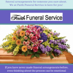 Faith Funeral Service Is A Guide For Making Funeral Arrangements