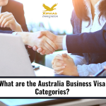 What are the Australia Business Visa Categories?