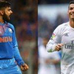 Brian Lara likens Virat Kohli to Cristiano Ronaldo: Details here