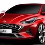 Here's how the Hyundai Aura will look like