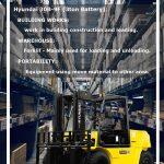 Forklift offering rental and sales