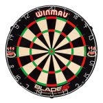 Winmau Blade 5 Bristle Dartboard Review