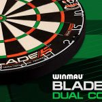 Winmau Blade 5 Dual Core Bristle Dartboard Review
