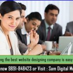 Finding the best website designing company is easy now