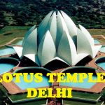 Lotus Temple Delhi – Kamal Mandir – Temple with shape of Lotus in Delhi