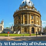 Engineering Courses in Oxford University