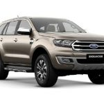 Ford Endeavour Car Price in India