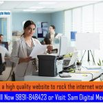 Get a high quality website to rock the internet world.