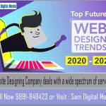 Website Designing Company deals with a wide spectrum of services.