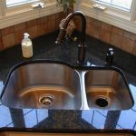 UTILIZING A CORNER KITCHEN SINK