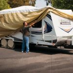 Installation of RV Covers