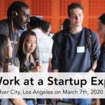 Y Combinator Startup Expo in Los Angeles 2020